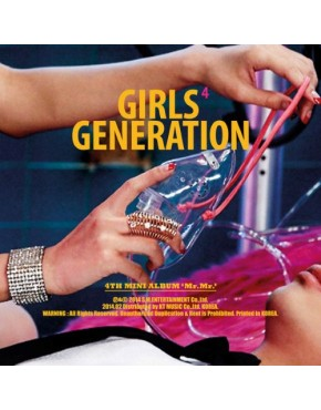 Girls' Generation - Mini Album Vol.4 [Mr.Mr.]