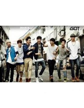 GOT7 - Mini Album Vol.2 [GOT♡]