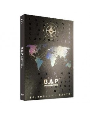 B.A.P - 2ND ADVENTURE 30,000 MILES ON EARTH