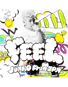 JUNHO (2PM)- Feel [Limited Edition Type B]