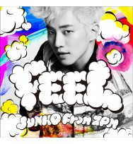 JUNHO ( 2PM)- Feel [DVD, Limited Edition Type A]