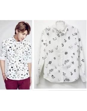 Camisa EXO KRIS mod 01