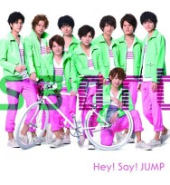HEY! SAY! JUMP- SMART [COM DVD, LIMITED EDITION / TIPO 2]