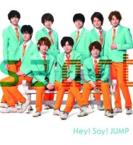 Hey! Say! JUMP- smart [com DVD, Limited Edition / Tipo 1]