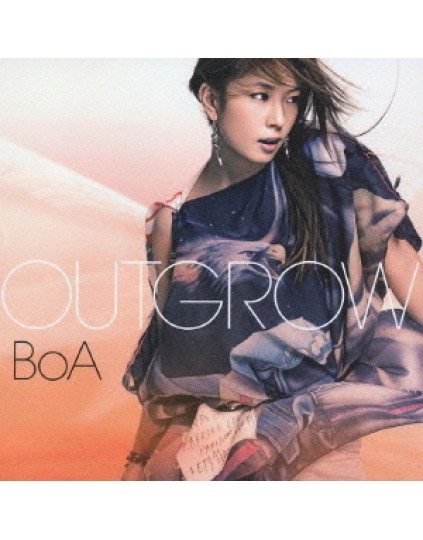 BoA- Outgrow [Tipo B / Regular Edition]