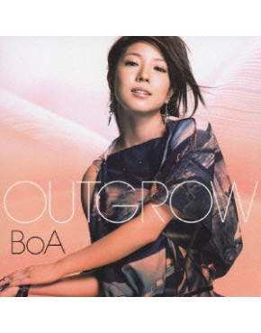 BoA - Outgrow [Tipo A com DVD]