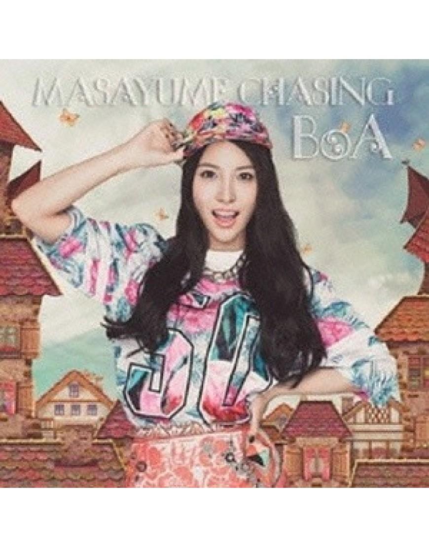 BoA - Masayume Chasing [CD+DVD / Tipo A] popup