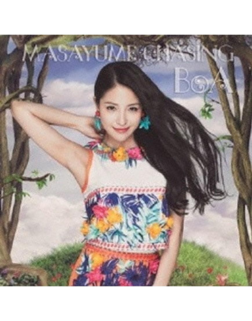 BoA - Masayume Chasing [CD+DVD / Tipo B] popup