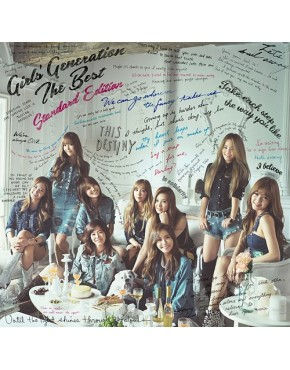 Girls' Generation The Best -Standard Edition- [Regular]