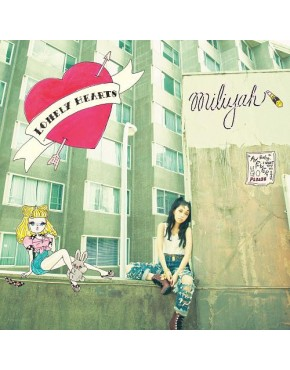 Miliyah Kato- Lonely Hearts [Regular Edition]