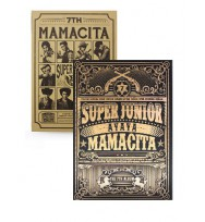 Combo Super Junior - Vol.7 [MAMACITA] (Versão A + B)