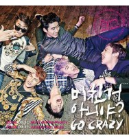 2PM - Vol. 4 [Go Crazy] (Normal Edition)