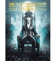 "Kim Hyun Joong World Tour ""Mugen"" in Seoul [w/ GOODS, Limited Release]"