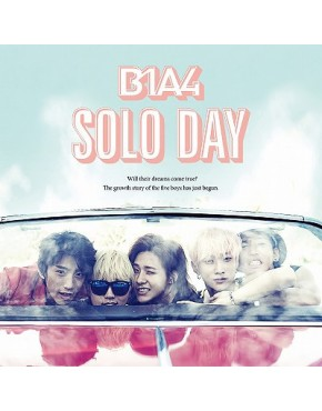 B1A4- Solo Day Japanese Edition [CD+DVD]