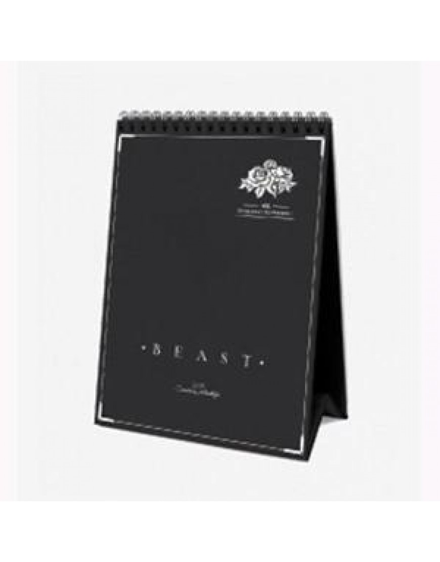 BEAST - 2015 SEASON GREETING popup