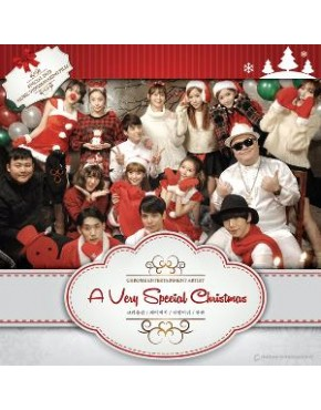 2014 Chrome Family (Crayon Pop) - A Very Special Christmas