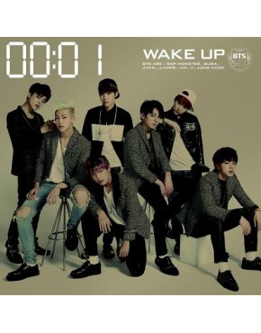 BTS- Wake Up [Limited Edition / Type A]