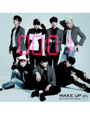 BTS - Wake Up [Regular Edition]