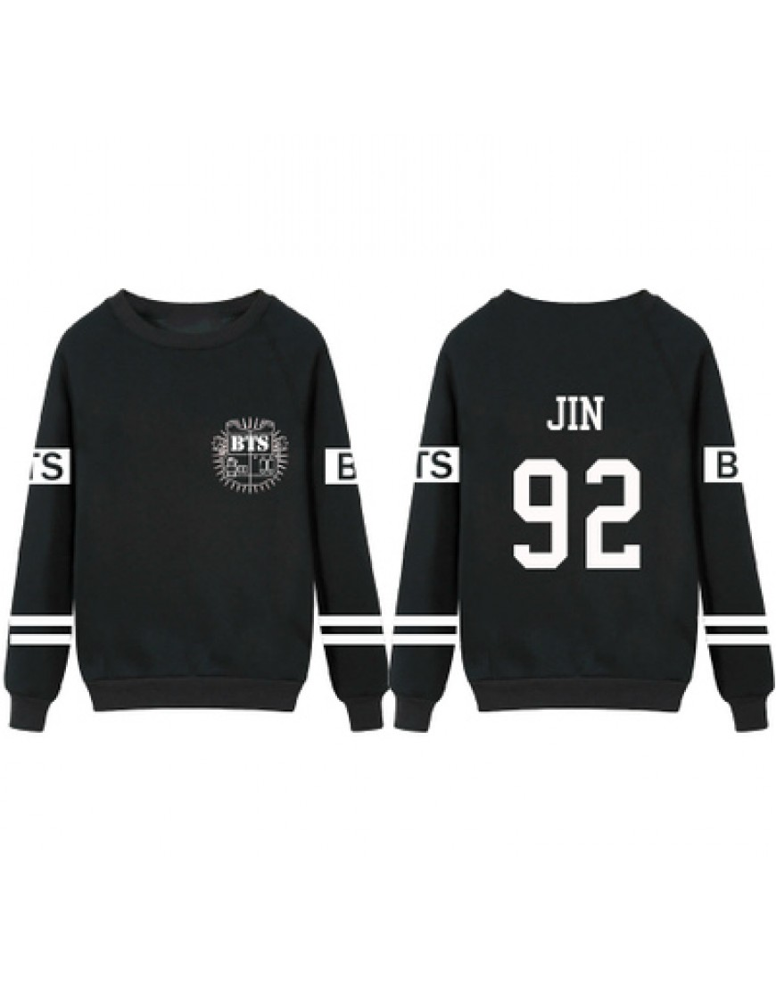 Blusa BTS Membros popup