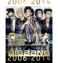 BIGBANG- The Best of BIGBANG 2006-2014 [3CD+2DVD]