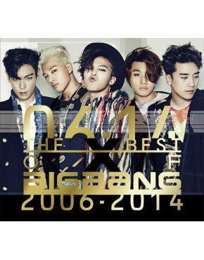 BIGBANG- The Best of BIGBANG 2006-2014 [3CD]