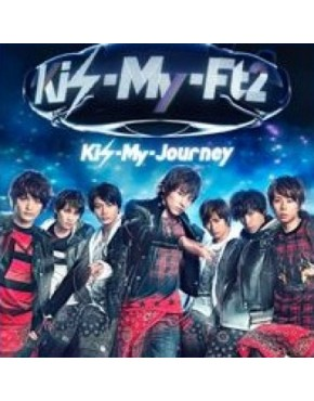 Kis-My-Ft2- Kis-My-Journey [Regular Edition]