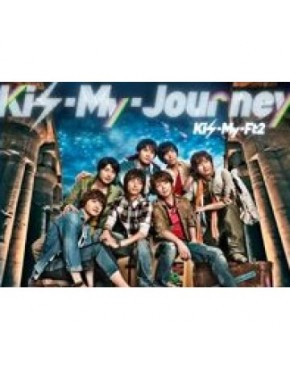 Kis-My-Ft2- Kis-My-Journey [Limited Edition / Type A]