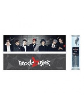 2014 Block B SLOGAN TOWEL