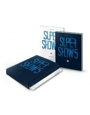 Photobook SUPER JUNIOR - WORLD TOUR SUPER SHOW5