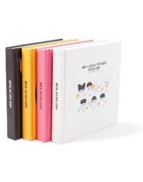 Diário BTS - HIP HOP MONSTER 365 Diary