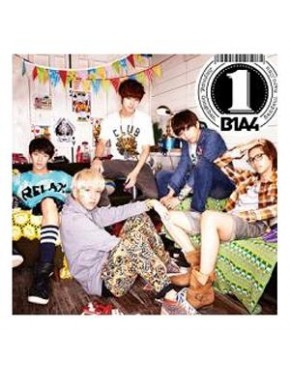 B1A4 - Japanese Album Vol.1