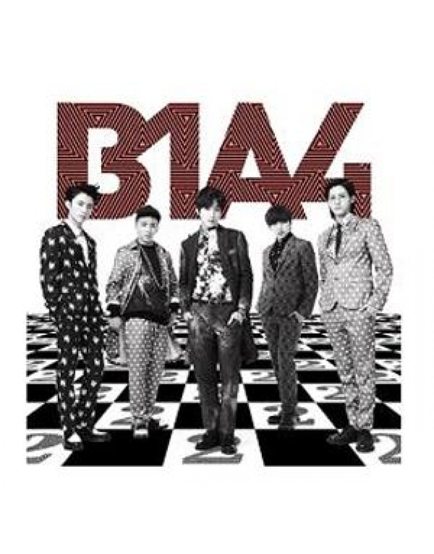 B1A4 - Japanese Album Vol.2  popup