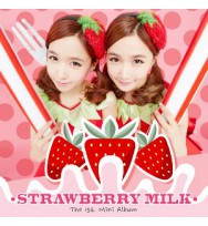 Crayon Pop: Strawberry Milk - Mini Album Vol.1