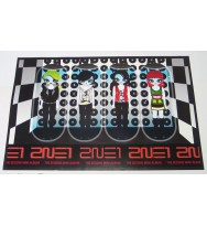 2NE1 - 2nd Mini Album OFFICIAL POSTER