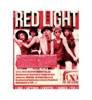 f(x) Vol. 3 Red Light Taiwan (Ver.B)