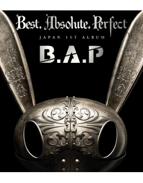 B.A.P- Best. Absolute. Perfect [CD+DVD / Tipo A]