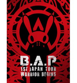 "B.A.P  1st Japan Tour Live DVD ""WARRIOR Begins"" [Limited Edition]"