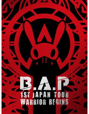 "B.A.P- 1st Japan Tour Live DVD ""WARRIOR Begins"" [Regular]"