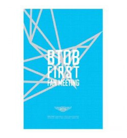 BTOB - 1st FAN MEETING DVD