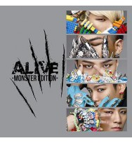BIGBANG- Alive -Monster Edition