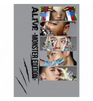 BIGBANG - Alive -Monster Edition- [CD+DVD]