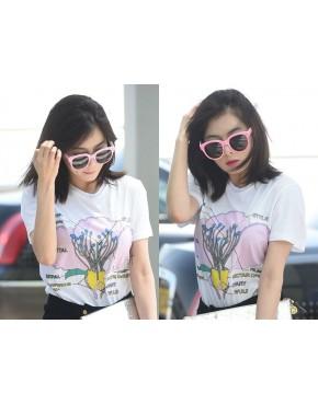 Camiseta 4MINUTE Hyunah