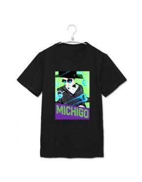 CAMISETA BIG BANG G-DRAGON MICHIGO