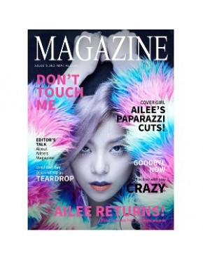 Ailee - Mini Album Vol.3 [MAGAZINE]