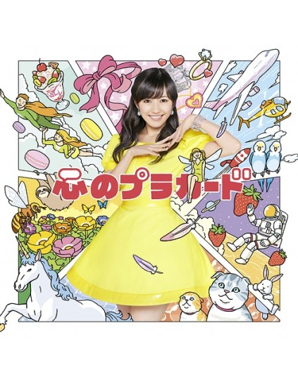 AKB48 - KOKORO NO PLACARD [LIMITED EDITION- TYPE D ]