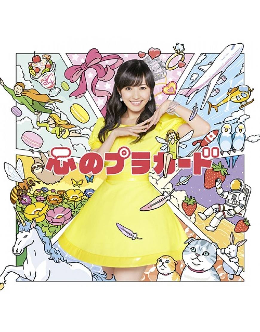 AKB48 - KOKORO NO PLACARD [LIMITED EDITION- TYPE D ] popup