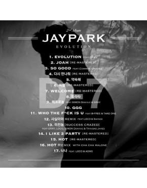 Jay Park - Vol.2 [EVOLUTION]
