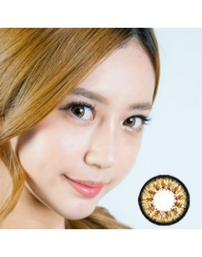 Circle Lens Romantic Barbie - Brown