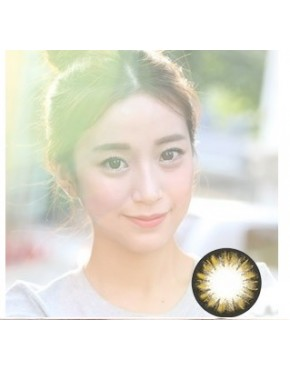Circle Lens Aurora Eye - Brown