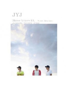 JYJ 3hree Voices Ⅲ (Secret Sessions)